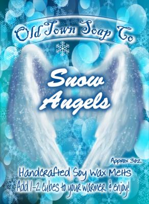 Snow Angels -Wax Melts