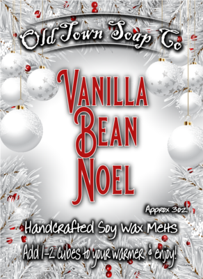 Vanilla Bean Noel -Wax Melts