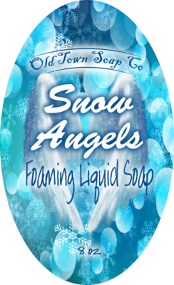 Snow Angels -Pump Liquid Soap