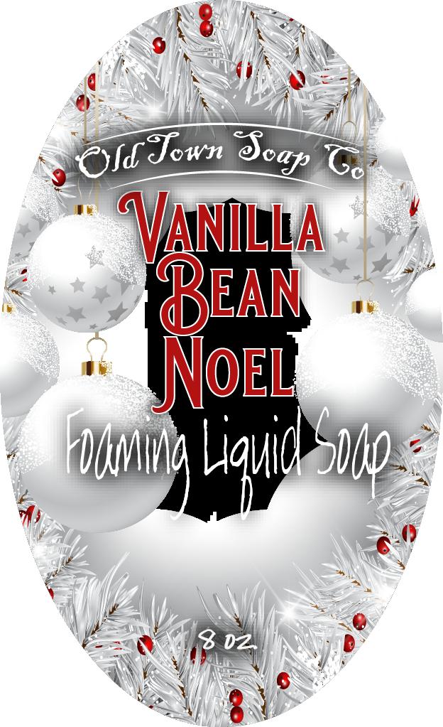 Vanilla Bean Noel -Pump Liquid Soap