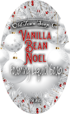 Vanilla Bean Noel -Pump Liquid Soap