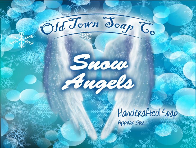 Snow Angels -Bar Soap