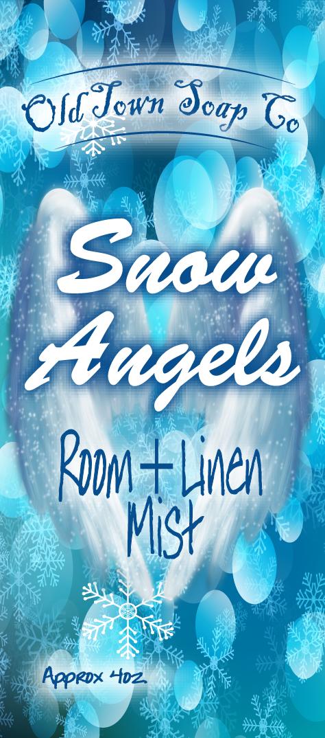Snow Angels -Room+Linen Mist