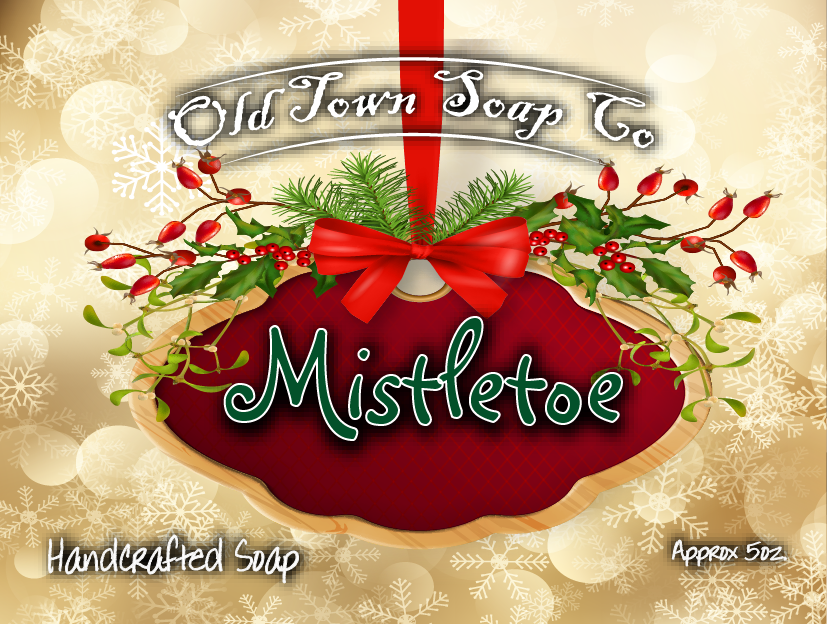 Mistletoe -Bar Soap