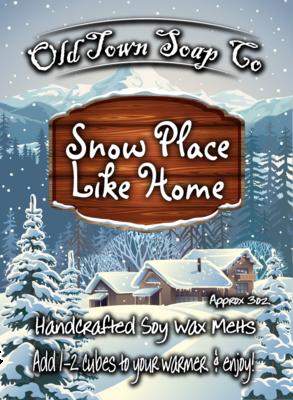 Snow Place Like Home -Wax Melts