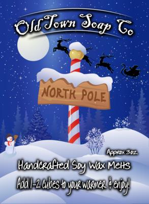 North Pole -Wax Melts