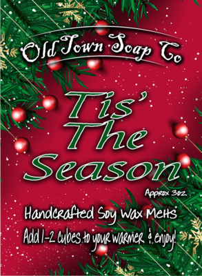 Tis' The Season -Wax Melts