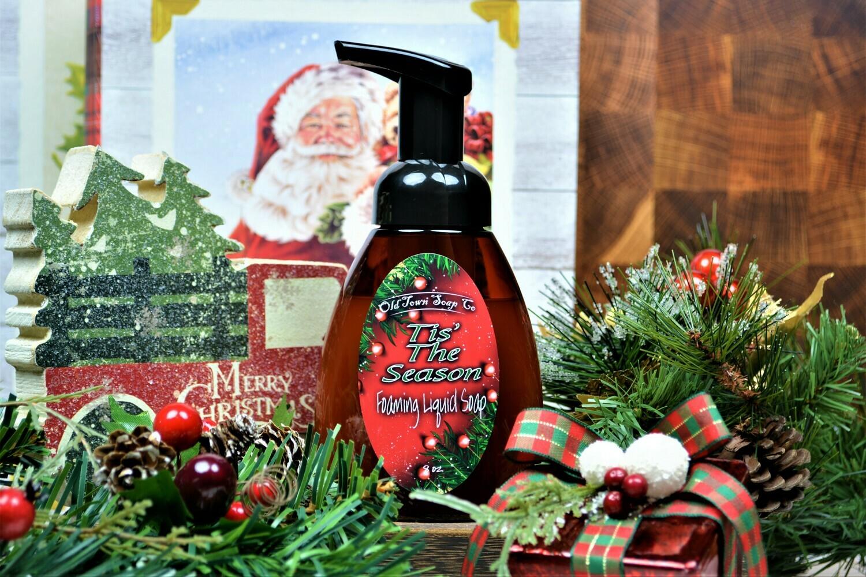 Tis' The Season -Pump Liquid Soap