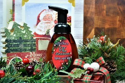 Tis' The Season -Pump Liquid Soap