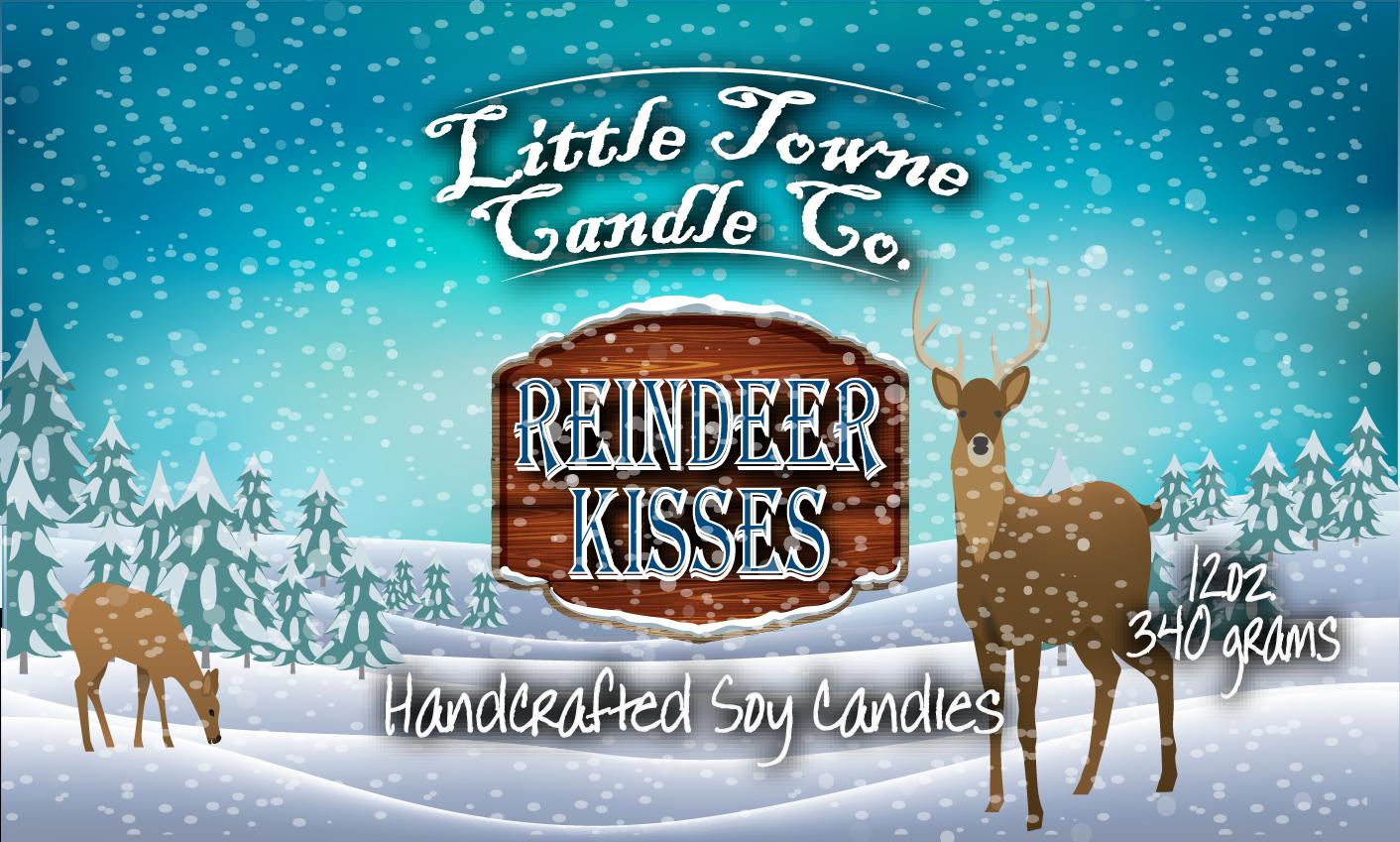 Reindeer Kisses -Candles