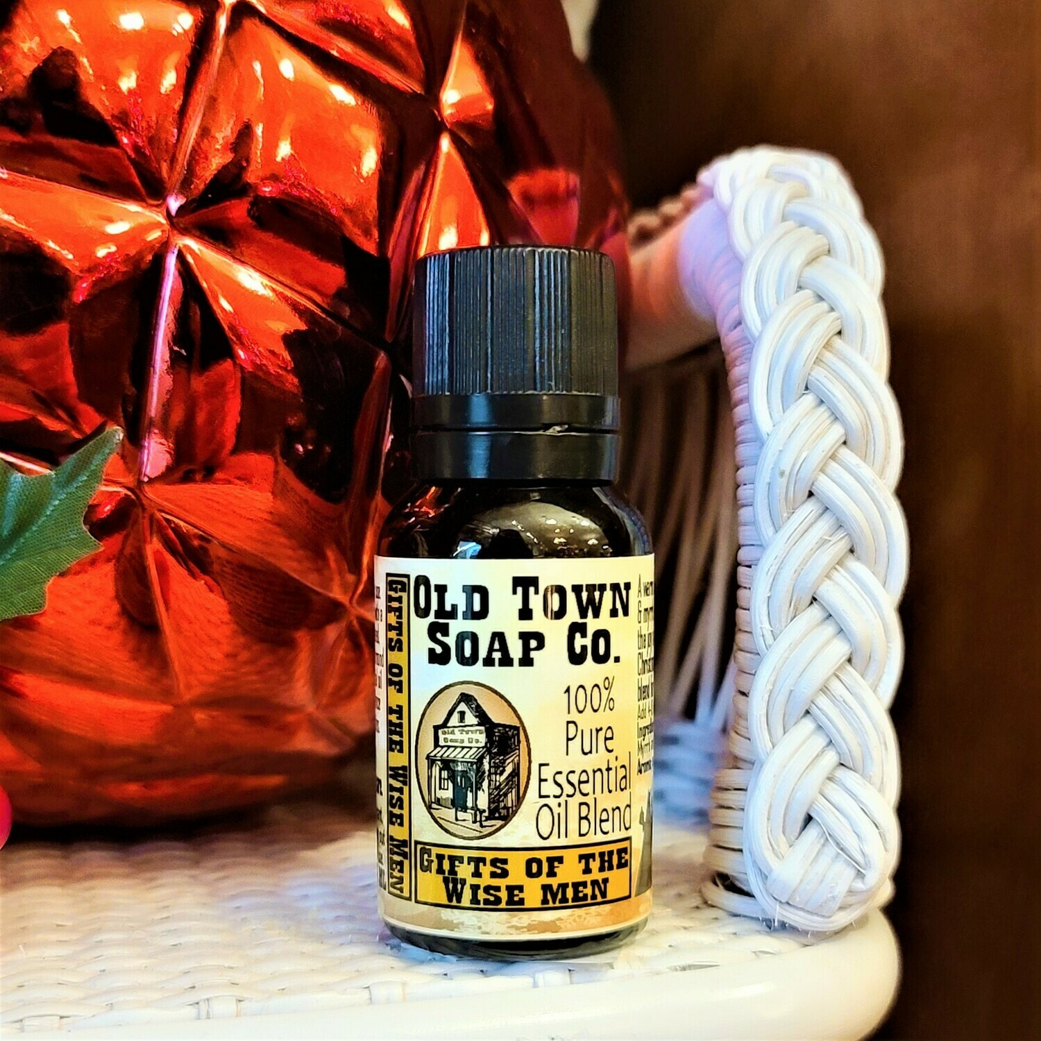 OTSC Gifts of the Wise Men -Essential Oil Blend