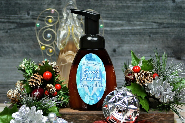 Snow Angels -Pump Liquid Soap