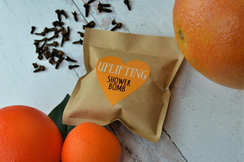 Uplifting -Aromatherapy Shower Bomb