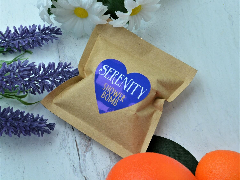 Serenity -Aromatherapy Shower Bomb