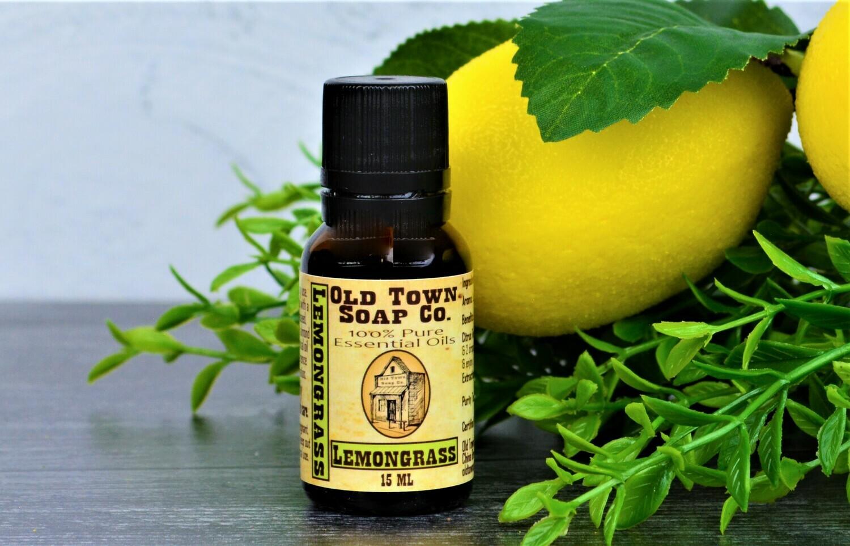 OTSC Lemongrass Essential Oil