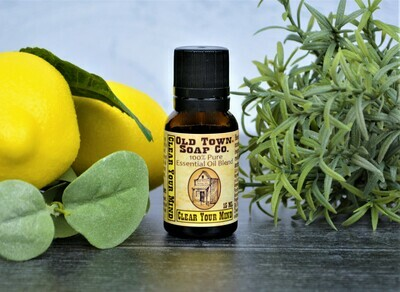 OTSC Clear Your Mind -Essential Oil Blend