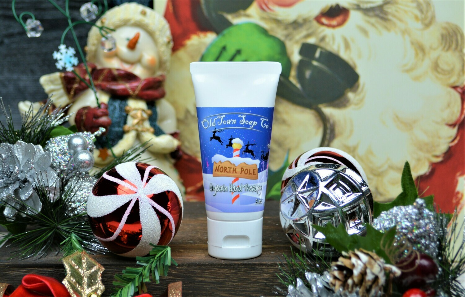 North Pole -2 oz Tube Hand Therapy