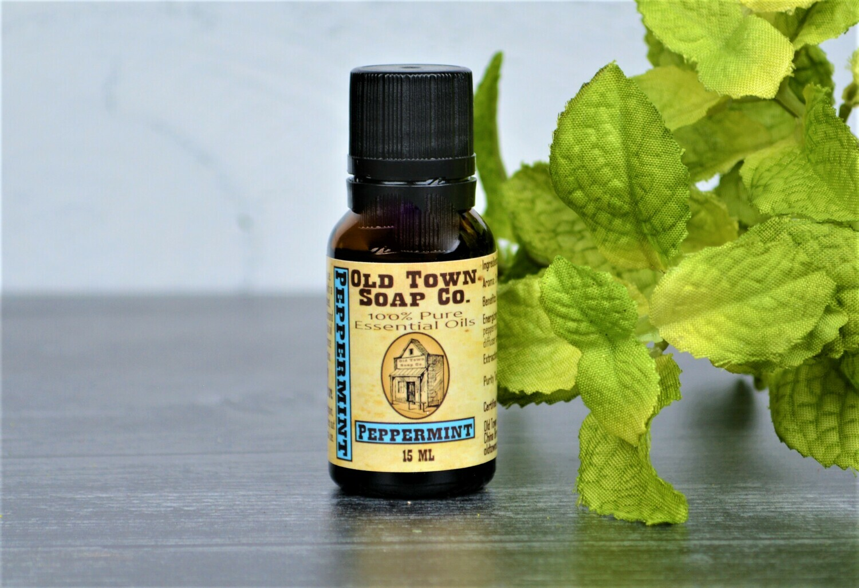 OTSC Peppermint Essential Oil