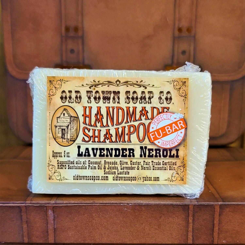 Lavender Neroli -FU Bar Shampoo Soap