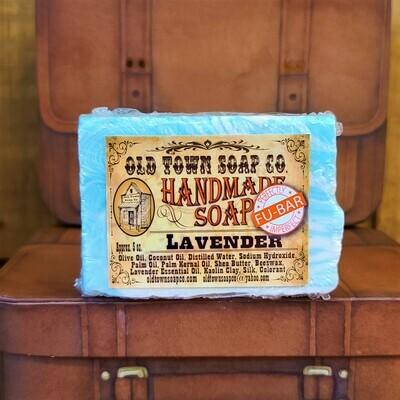 Lavender -FU Bar Soap