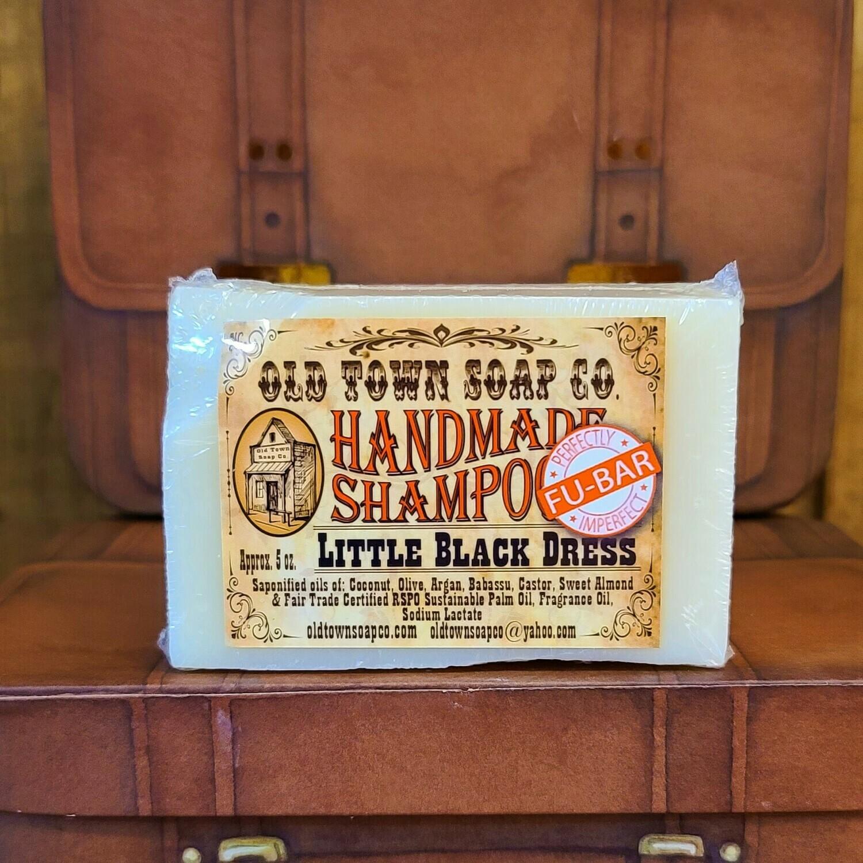 Little Black Dress -FU Bar Shampoo Soap