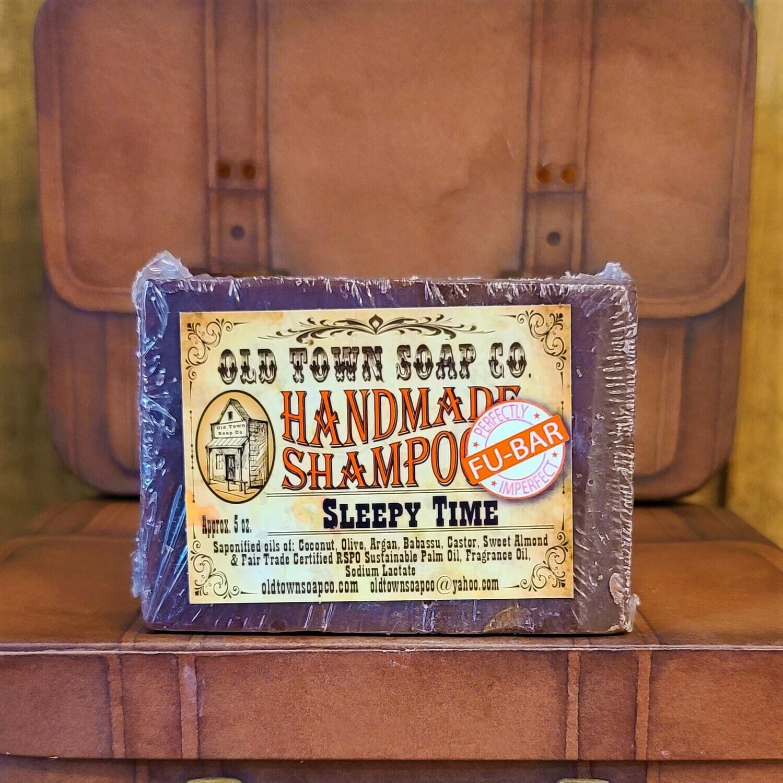 Sleepy Time -FU Bar Shampoo Soap