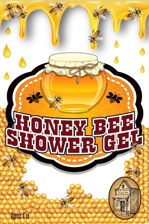 Honey Bee -Shower Gel