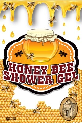 Honey Bee -Shower Gel