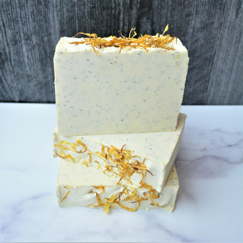 Lemon Zinger Soap -Artisanal