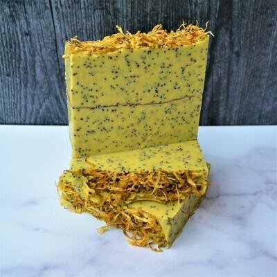 Orange & Spice Soap -Artisanal
