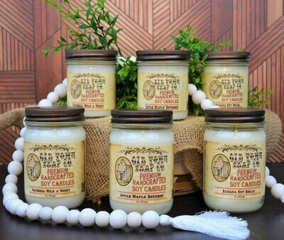 Bamboo Coconut - 12oz. Candles