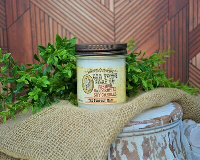 The Perfect Man - 8oz. Candle