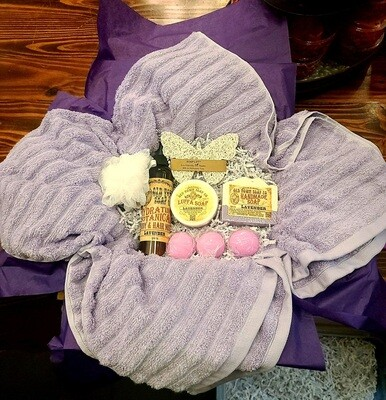 Lavender  - Spa Box