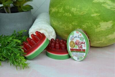 Watermelon -Massage Bar