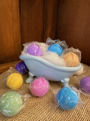 Oatmeal Milk & Honey - Fun Size Bath Bomb