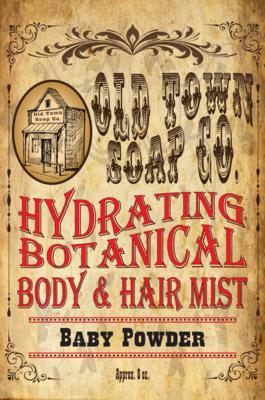 Baby Powder -Body & Hair Mist