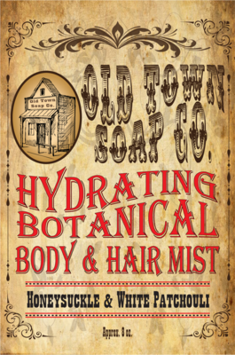 Honeysuckle and White Patchouli -Body & Hair Mist