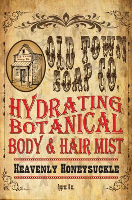 Heavenly Honeysuckle -Body & Hair Mist