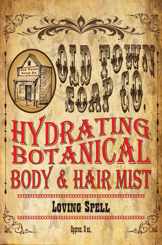 Loving Spell -Body & Hair Mist