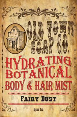 Fairy Dust -Body & Hair Mist