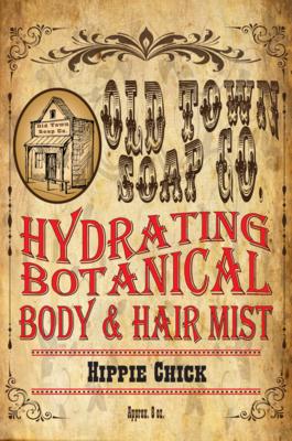 Hippie Chick -Body & Hair Mist