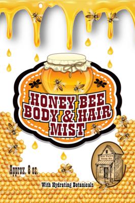 Honey Bee -Body & Hair Mist
