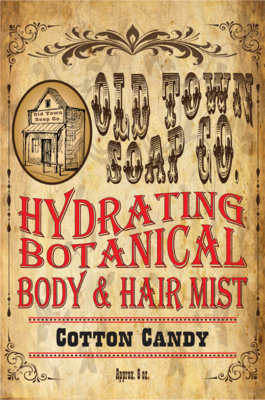 Cotton Candy -Body & Hair Mist