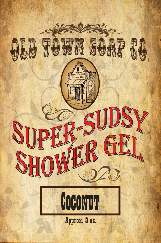 Coconut -Shower Gel