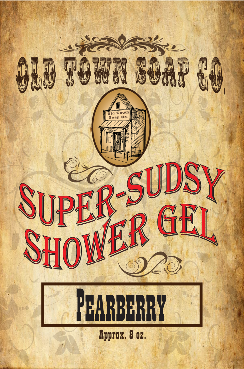 Pearberry -Shower Gel