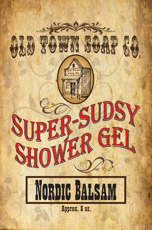 Nordic Balsam -Shower Gel