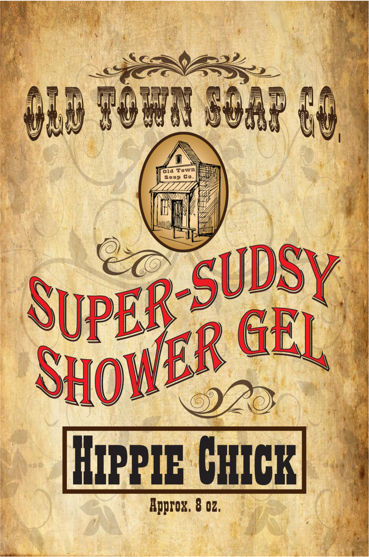Hippie Chick -Shower Gel