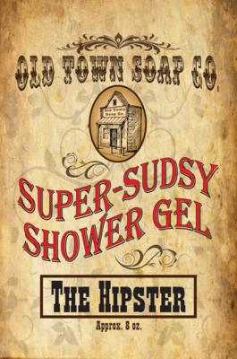 The Hipster -Shower Gel