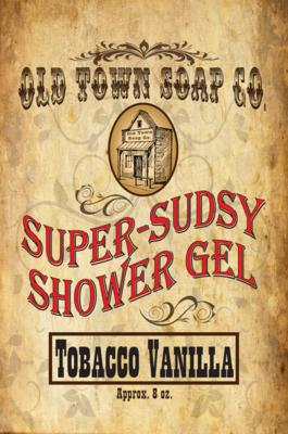 Tobacco & Vanilla -Shower Gel