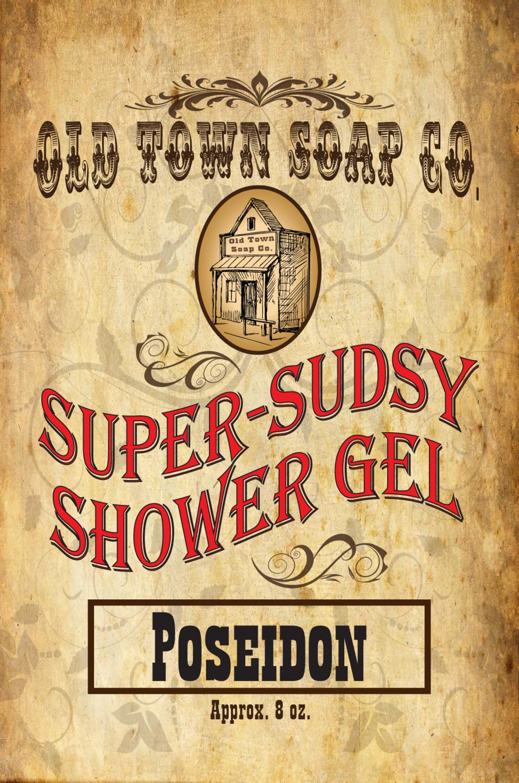 Poseidon -Shower Gel